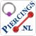 Logo Piercings.nl