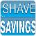 Logo ShaveSavings